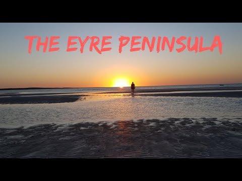 Whyalla, Lipson Cove, Perlubie Beach & The Eyre Peninsula: S02 South Australia E09 Lap Of Australia