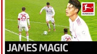 Perfect Free Kick - James Rodriguez