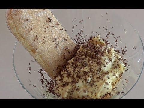 5 MINUTE TIRAMISU - Nicko\'s Kitchen - YouTube