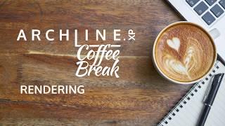 ARCHLine.XP - Die CAD + BIM Software Coffe Break Rendering