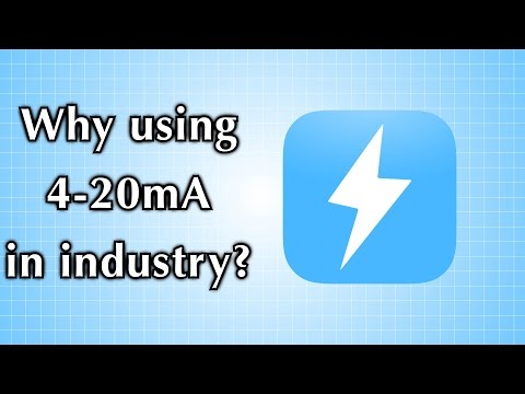 Why using 4-20mA in industry