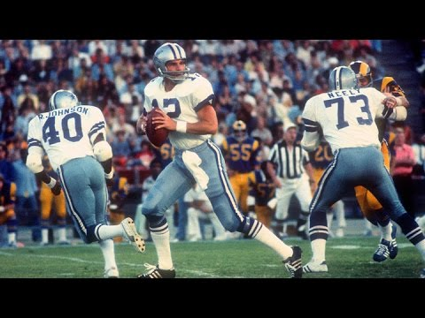 #46: Roger Staubach | The Top 100: NFL