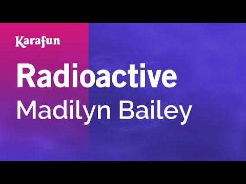 Karaoke Radioactive - Madilyn Bailey *