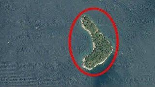 TAJEMNICZE wyspy z MROCZNĄ przeszłością!