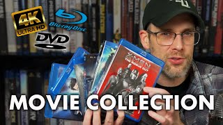 My Movie Collection: 600+ Movies A-Z!!
