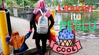 #vlog jalan jalan bersama keluarga