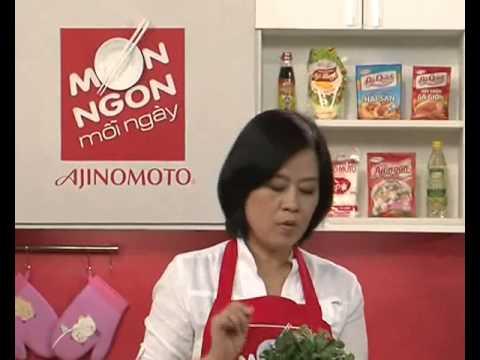 Hướng Dẫn Nấu Ăn Cách Nấu Món Rau Càng Cua Trộn Tôm – Món Ngon Mỗi Ngày HTV7