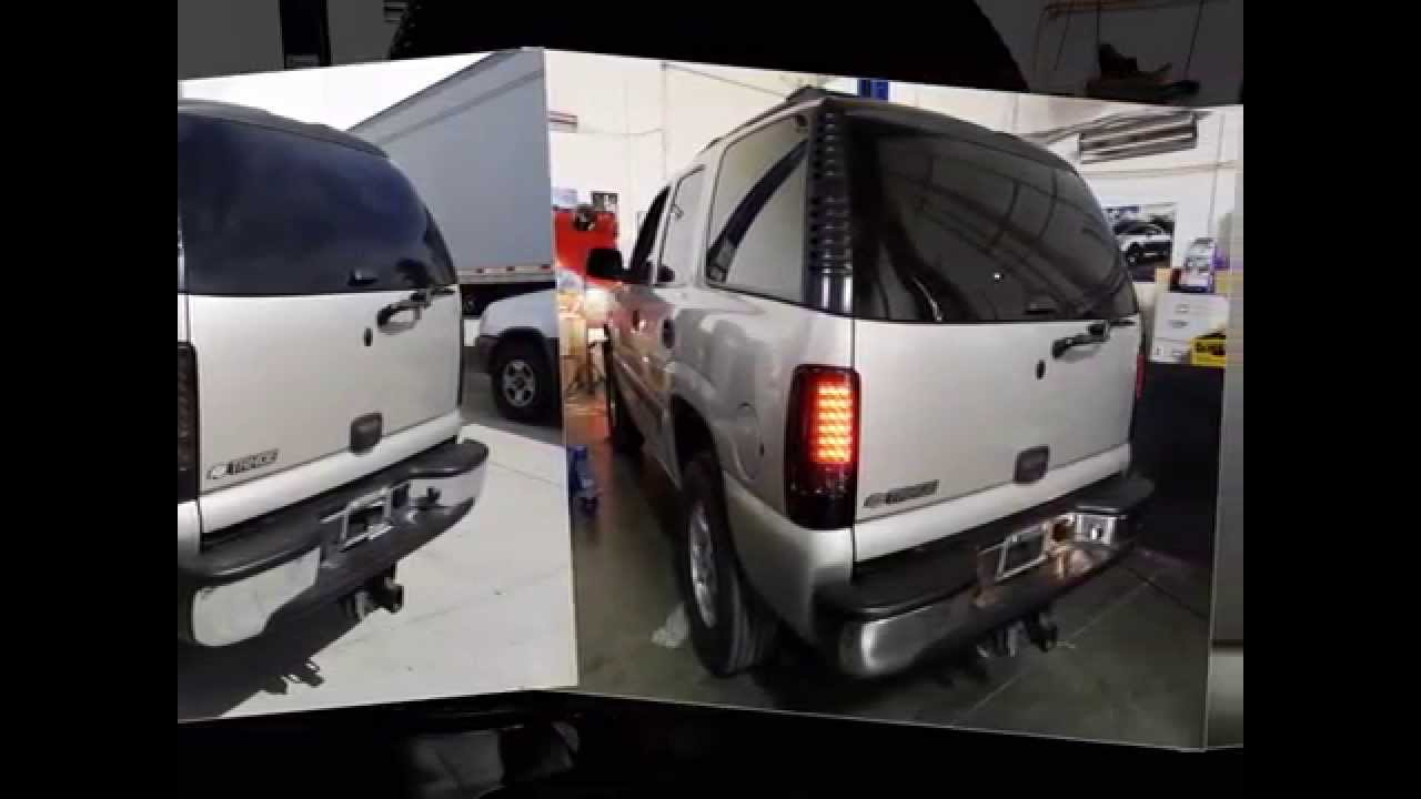 Specdtuning Installation Video 2000 2006 Chevy Tahoe