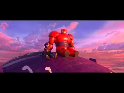 Big Hero 6 - ELO - 'I'm Alive'