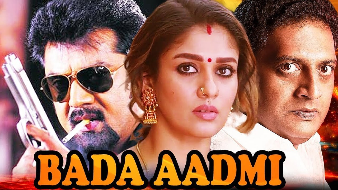 Bada Aadmi Latest South Dubbed Action Movie Watch Full Movie