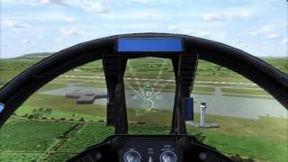 battle ground vietnam a 7 corsair ii fsx