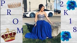 Prom 2K18 vlog 04/28/18
