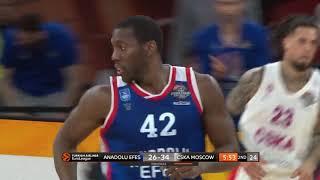 19.05.2019 / Anadolu Efes - CSKA Moskova / Bryant Dunston