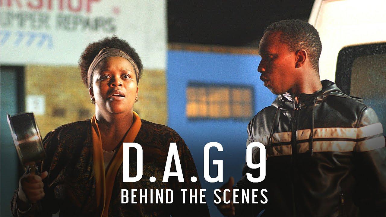 Download Zulu vs Xhosa: Part 2 (Episode 9 - D.A.G)   Behind The Scenes