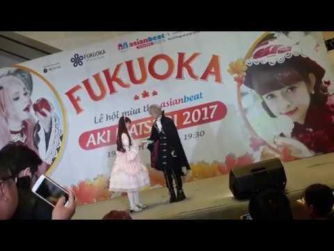 [AB 2017] Lolita Vietnam Fashion Show x Misako Aoki (Lần 2)