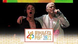 Marc Seguí & Pol Granch - Tiroteo | LOS40 Primavera Pop 2021