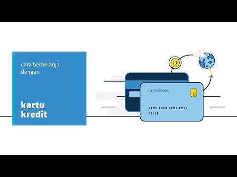 Cara Berbelanja Dengan Kartu Kredit