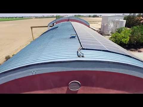 Spectrum - Quady Winery Solar Panels