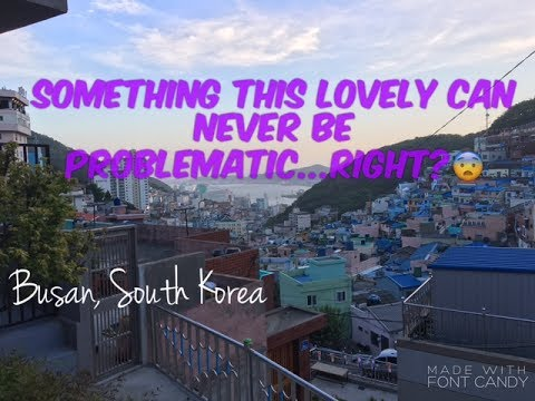 YouTube, Photography, Social Media and ETHICS--Thoughts from Busan Trip!
