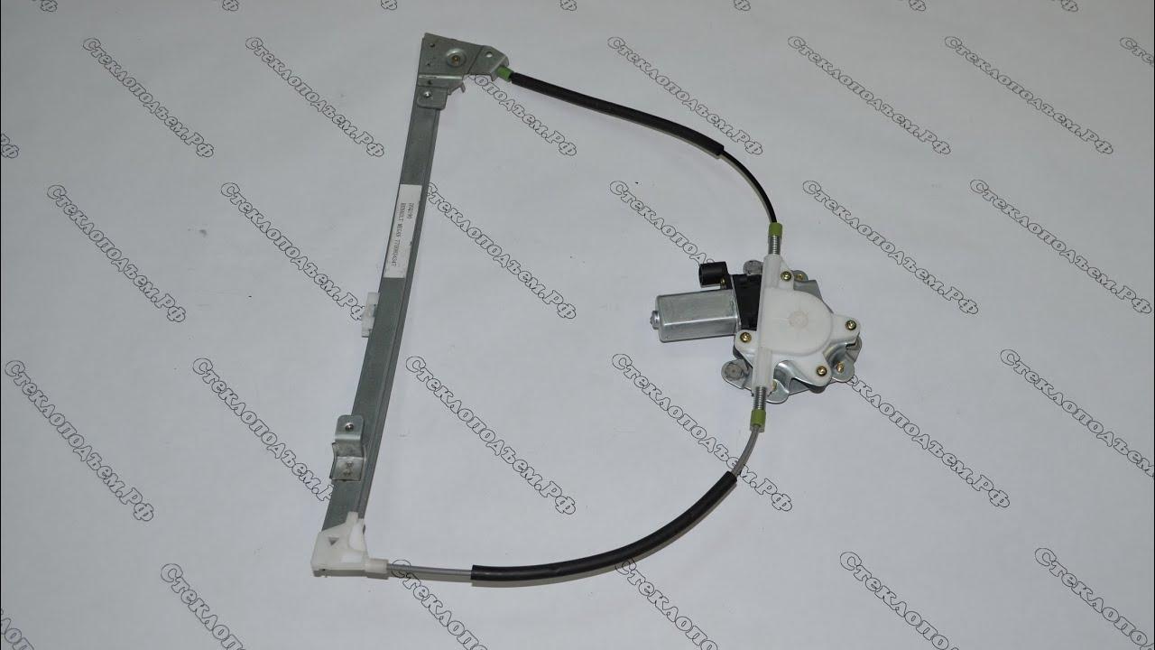 универсальный электро стеклоподъемника renault clio