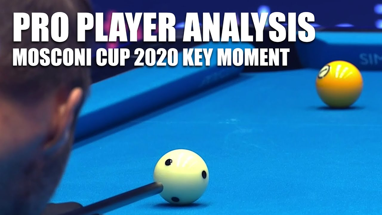 Pro Player Analysis - Mosconi Cup Key Moment (with Sharivari)