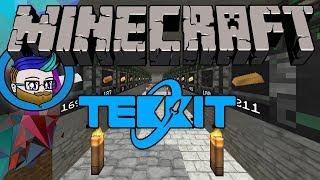 The Adventure Begins! The 1.7.10 Tekkit Modpack ► Minecraft Tekkit: The 1.7.10 Pack #1