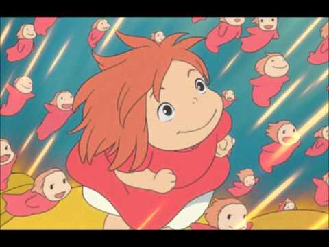 Gake no Ue no Ponyo Music Box