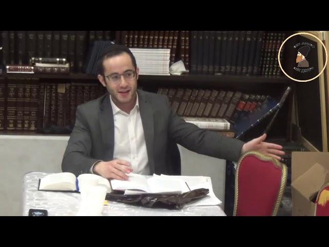 Mishpatim    Tuesdays with Rabbi Yehoshua Zitron