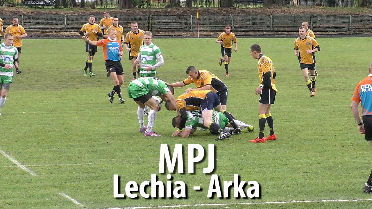 Arka Gdynia Lechia Gdańsk