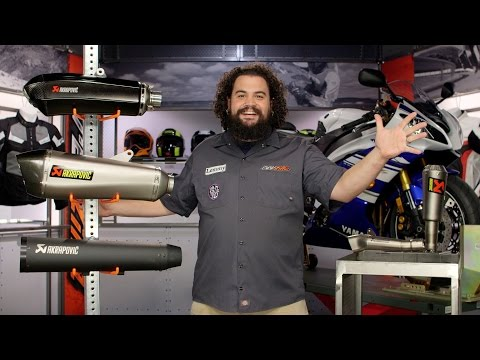 Thumbnail for Akrapovic Slip-On Exhaust Buyers Guide