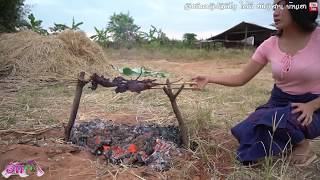 Grilled Rat thai Village Food My Lifestyle - awesome cooking