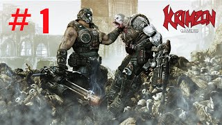 Gears of War Ultimate Edition Campaign (Part 1) - They