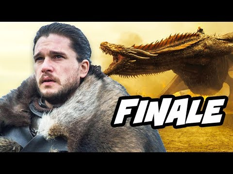 Game Of Thrones Season 7 Episode 7 - Title Easter Eggs and References