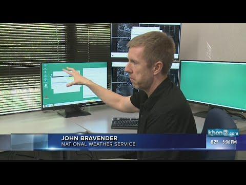 How The National Weather Service Issues Alerts