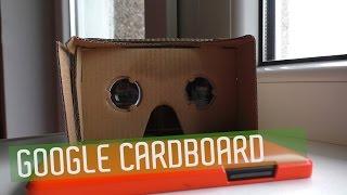 3D очки виртуальной реальности - Google Cardboard. Обзор [Under5DollarsBuy](Aliexpress https://goo.gl/1Q4bH8 - товары из Китая Tinydeal https://goo.gl/fiJOQh - товары из Китая GearBest https://goo.gl/a07i3X - товары из Китая TomTop ..., 2014-09-21T20:43:44.000Z)