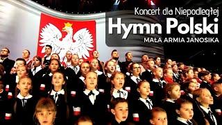 Koncert dla Niepodległej - HYMN POLSKI - w wykonaniu artystów, gości (Mała Armia Janosika)