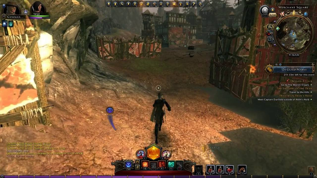 Neverwinter Companion Guide #6 SellSword and ConArtist