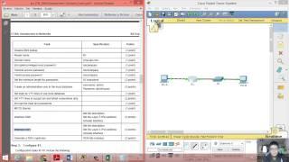 en ITN Skills Assessment - Student Training Exam