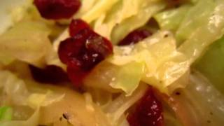 Cooking - Onion, Cabbage, Celery And Cranberry 02