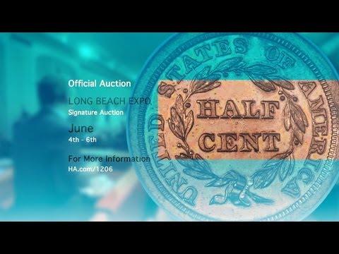 Heritage Auctions (HA.com) -- US Coins Long Beach Expo Signature Auction June 2014