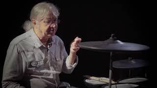 Ian Paice explains how he uses his Roland V-Drums TD-11KV