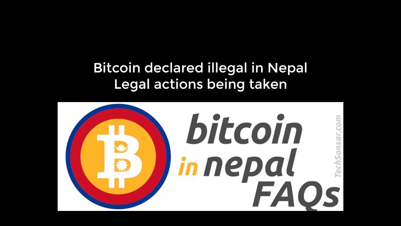 is bitcoin legal in nepal
