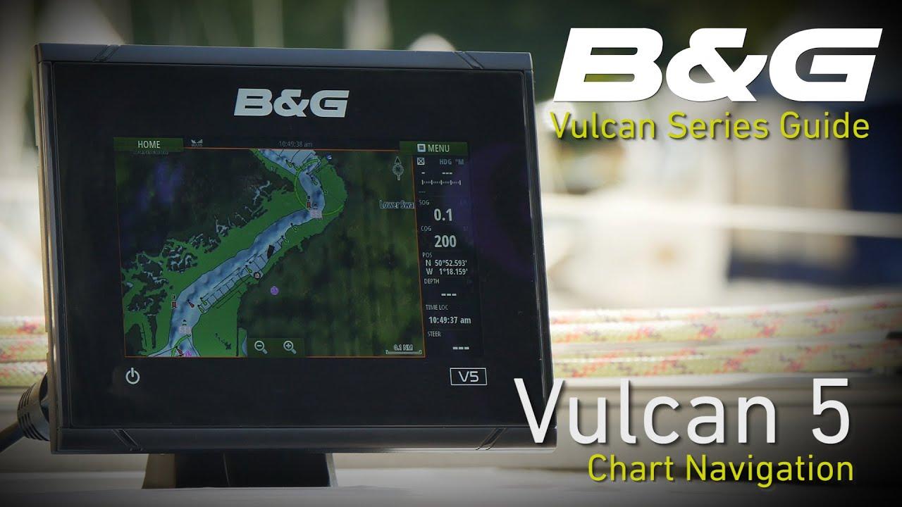 Vulcan 5 Demo - Chart Navigation