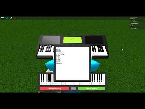 Gravity Falls Song On Roblox Piano Sheet In Description Youtube