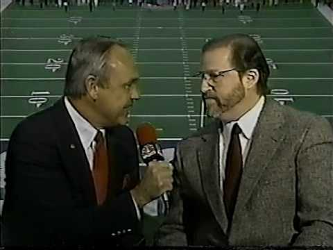 NFL Live, Thanksgiving 1987