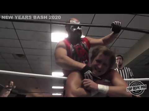 Tyler Nitro/Jason Daniels Vs Devils Doormen (Top Rope Promotions News Years Bash)
