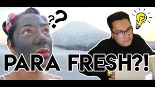 SECRET RECIPE PARA FRESH?! + MUKHANG GENIUS? (HAHA! )  Nina Rayos
