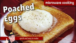 How To Poach An Egg - In The Microwave