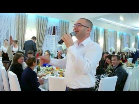 Grigore Zanfir - Ține-mi, Doamne, zilele. Muzica pentru ceremonii. Formație nuntă, Chișinău. 2015