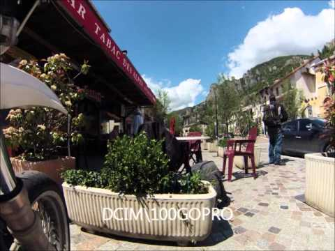 Time lapse Alpes